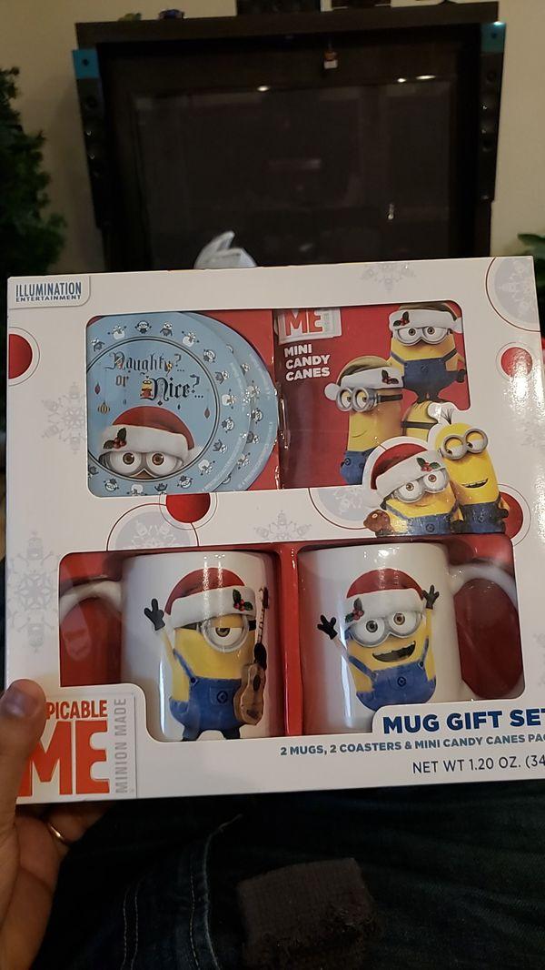 Despicable Me Minion made mug gift set