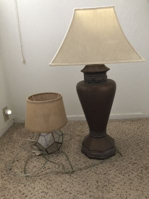 Vintage Lamps. for Sale in Riverside, CA