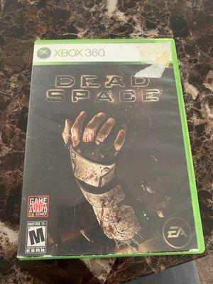 Xbox 360 Game Dead Space for Sale in Stafford, VA
