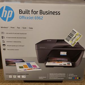 HP Officejet 6962 Printer,scanner, copier, fax for Sale in Smithville, MO