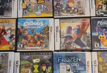 Nintendo /3DS Games for Sale in Fort Washington,  MD