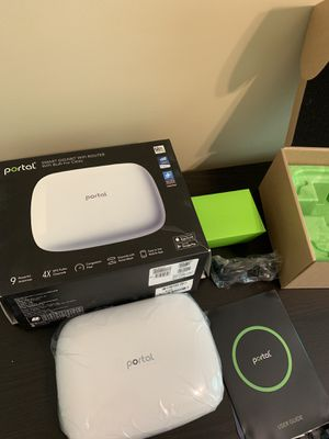 Portal Smart Gigabit Wifi Router for Sale in Duluth, GA