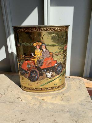 Vintage Trash Can for Sale in Omaha, NE