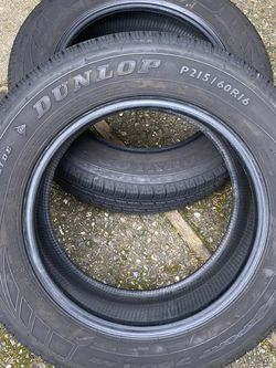 New Dunlop SP Sport 7000 A/S for Sale in Gig Harbor,  WA