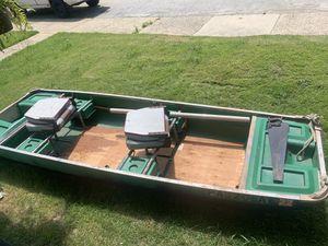 Colman jon boat for Sale in Homestead, PA