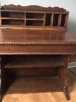 Vintage Secretary Desk for Sale in Tukwila,  WA