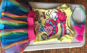 Trolls Outfit Kids 2T for Sale in Haines City, FL