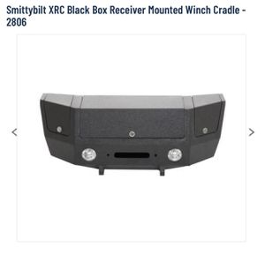 Smittybilt XRC Black Box Receiver Mounted Winch Cradle for Sale in Corona, CA