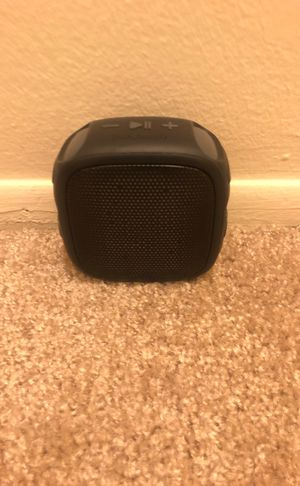 Blackweb Bluetooth Speaker for Sale in Westland, MI