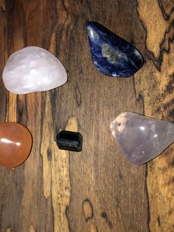 Crystal Set for Stress & Anxiety ~Cleansed & Activated~ for Sale in Houston,  TX