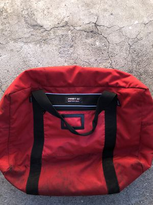 First in fire fighter turnout bag for Sale in Commerce, CA