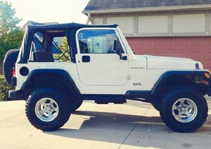 Clean_2000 Jeep Wrangler FWD 4.0L$10OO for Sale in Hartford, CT