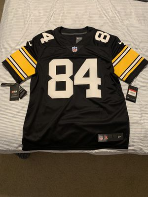 Large Nike NFL limited jersey Antonio Brown for Sale in Frederick, MD