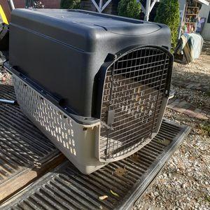 Dog kennel xl 29 x 34 a 32 inch tall for Sale in Atlanta, GA