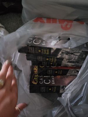 Infernal devices and twilight saga for Sale in WLKS BARR Township, PA