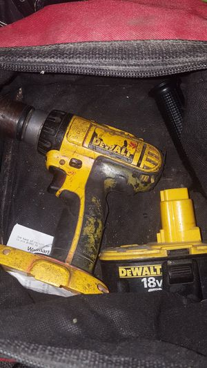 18v Dewalt Drill and charger for Sale in Portage, MI
