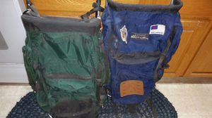 Jansport external frame backpacks for Sale in Portland, OR