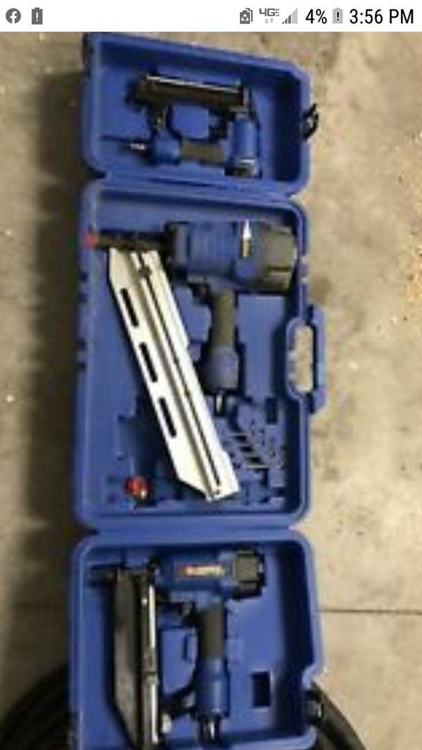3 pieace air gun set
