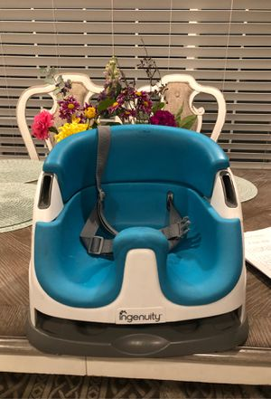Ingenuity booster seat for Sale in Los Angeles, CA