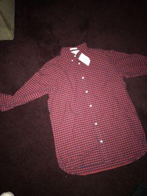 Long Sleeve plaid shirt for Sale in Washington, DC