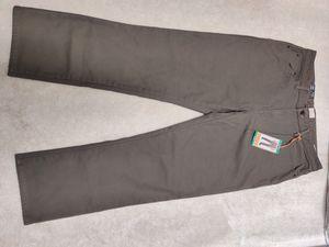 Weatherproof Vintage Men�s Fleece Lined Pant (42x32, Taupe) for Sale in Irvine, CA