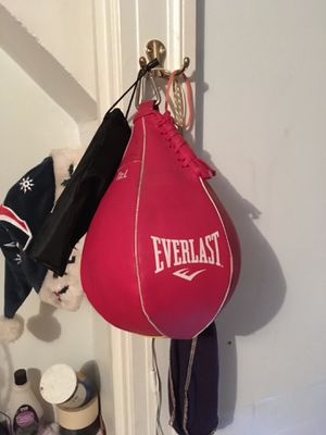 Everlast speed bag for Sale in Rocky Hill, CT