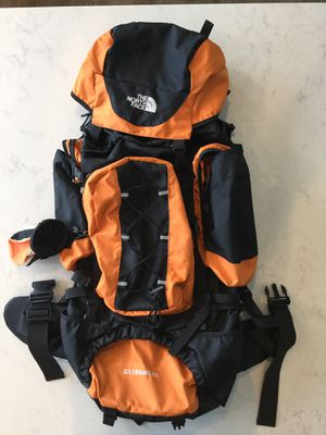 North Face Hiking Backpack for Sale in Denver, CO