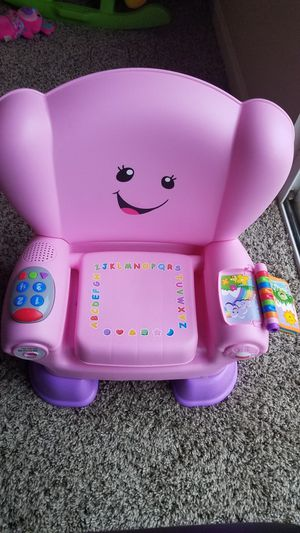Fischer Price kids Smart chair for Sale in Elyria, OH