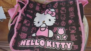 Hello Kitty over the shoulder book bag purse for Sale in Hemet, CA