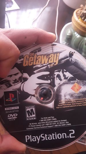 The getaway ps2 for Sale in Chicago, IL