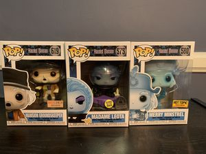 Haunted Mansion Exclusive Pops! for Sale in Orange, CA