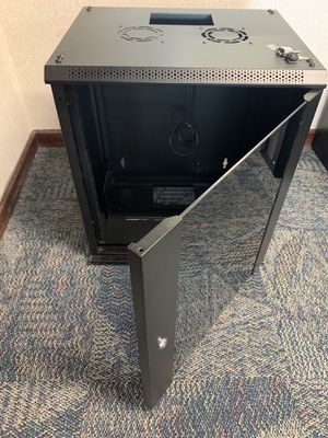 Network server office cabinet for Sale in San Diego, CA
