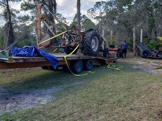 Fordson Major Backhoe/Loader Tractor for Sale in Lake Placid,  FL