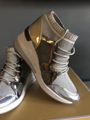 Michael Kors sneakers size 7.5 for Sale in Indian Rocks Beach, FL
