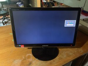 Samsung s22a350h 21.5 LED monitor for Sale in Alamo Heights, TX