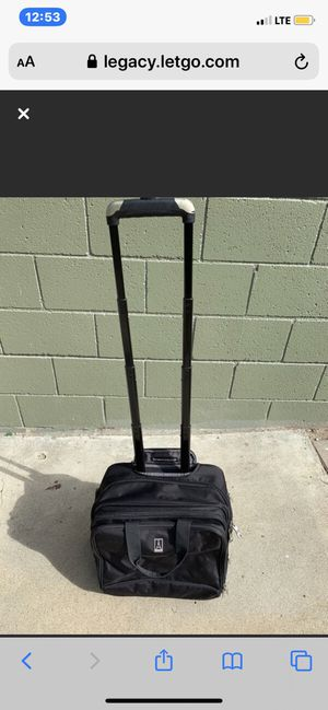 Travel pro Day travel luggage for Sale in Redondo Beach, CA