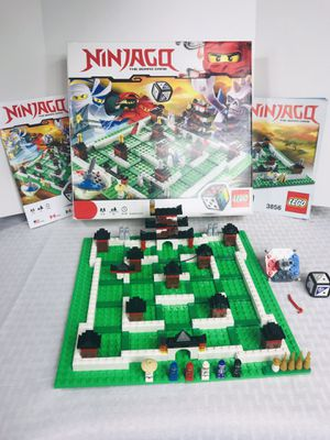 Lego Ninjago Building Set Board Game #3856 for Sale in Pawtucket, RI