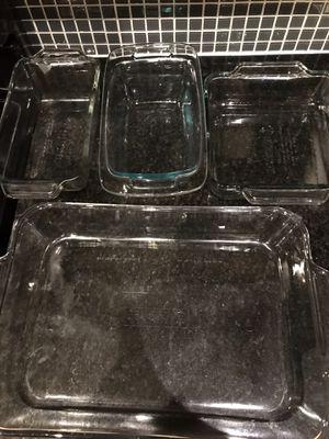 Pyrex Bakeware - Set of 4 for Sale in Denver, CO