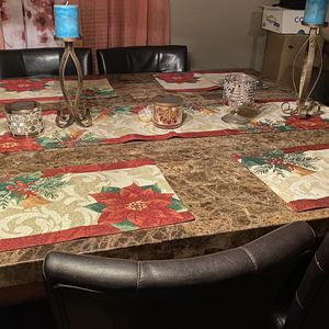Granite Top Dining Table for Sale in Scottsdale, AZ
