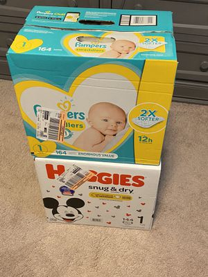 308 Baby Diapers for Sale in Clinton, MD