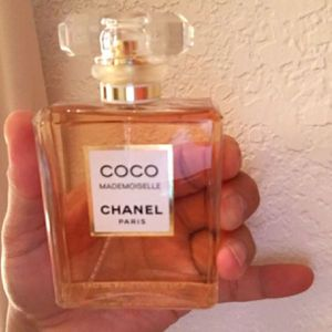 Coco Chanel mademoiselle perfume 3.4oz for Sale in Littlerock, CA