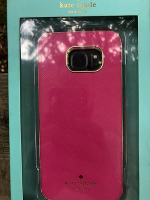 Kate spade phone case. Galaxy s7 edge still in box. 30$ for Sale in Cleveland, OH
