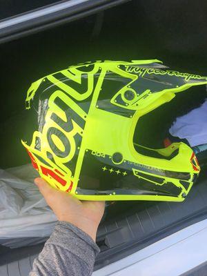 Dirt bike helmet for Sale in Upland, CA