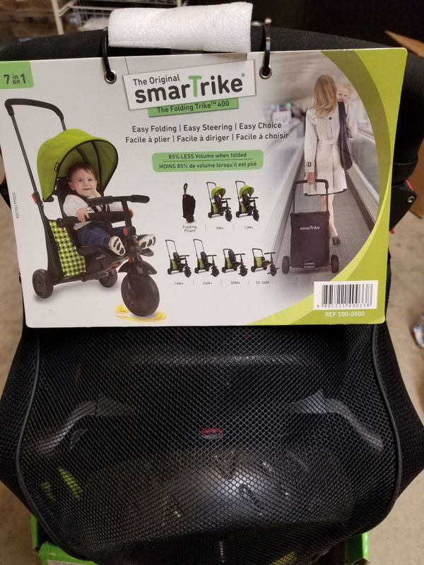 SmarTrike SmartFold 400 7 in 1 Tricycle