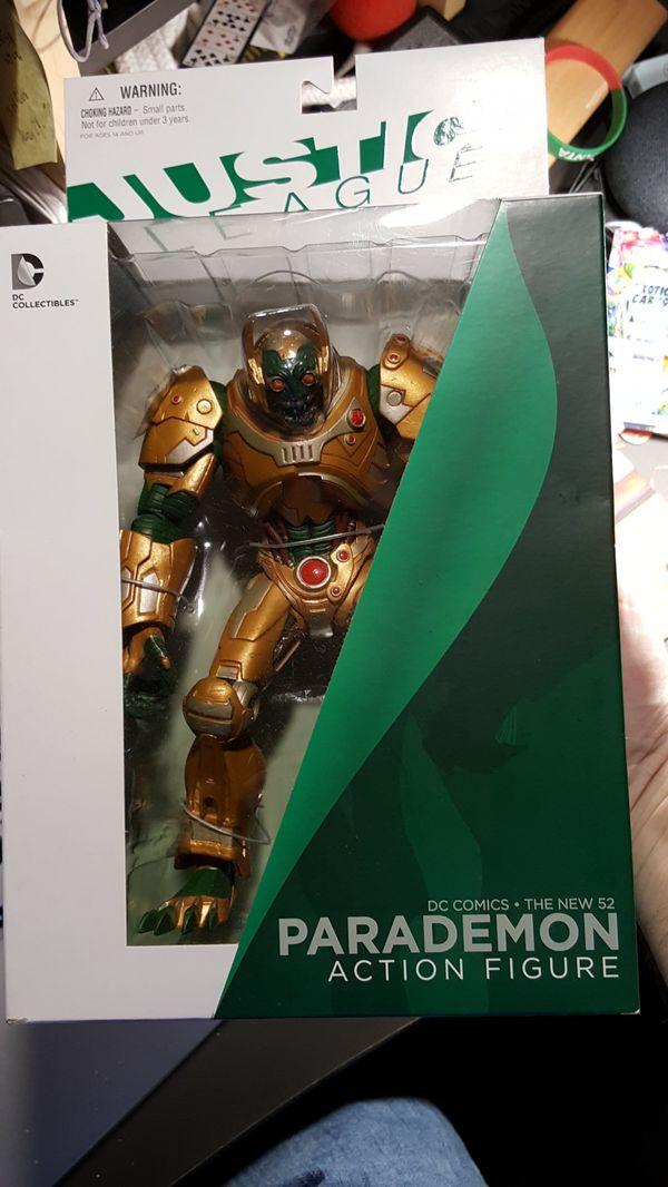 DC Parademon action figure