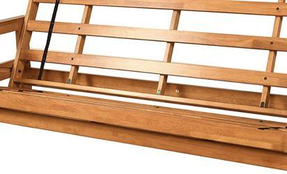 Real Wood Futon for Sale in Kirkland,  WA