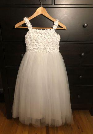 Flower Girl Dress Size 6 for Sale in Westland, MI