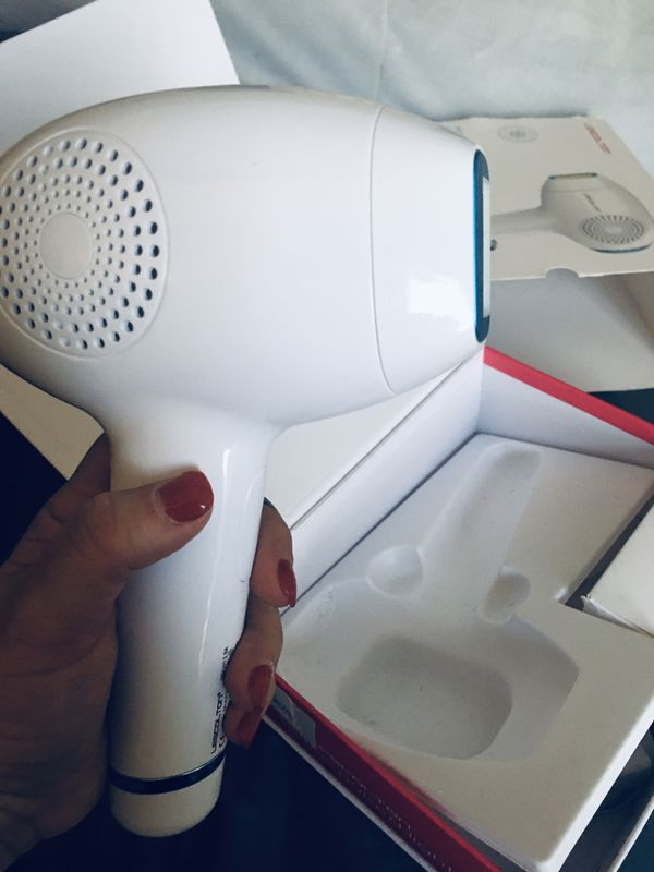 Lazer hair removal ice cool series