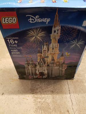 Lego Disney Castle 16+ for Sale in Arlington, VA