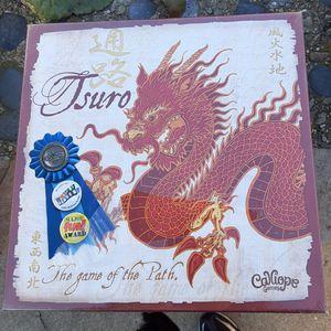 TSURO BOARD GAME for Sale in Oakland, CA